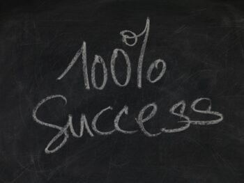 100% sukcesów